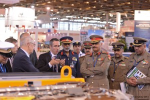 Eurosatory official delegations_04
