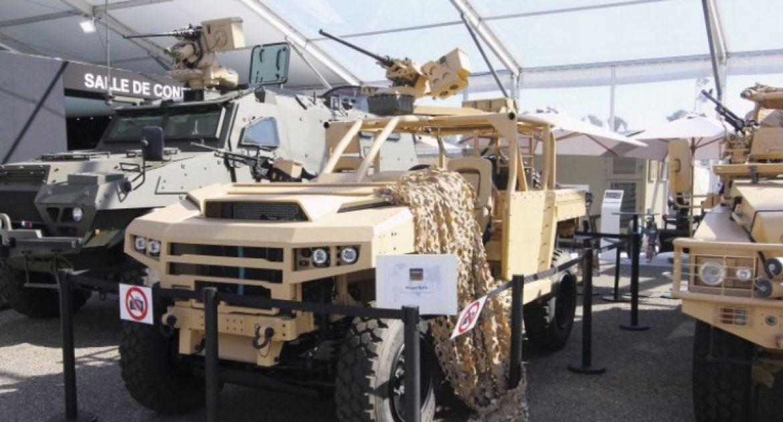 renault trucks defense lifts veil on vlfs gicat groupement des industries fran aises de. Black Bedroom Furniture Sets. Home Design Ideas