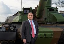 Stéphane Mayer, Président de Nexter Systems