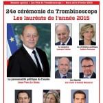 Prix Trombinoscope 2015