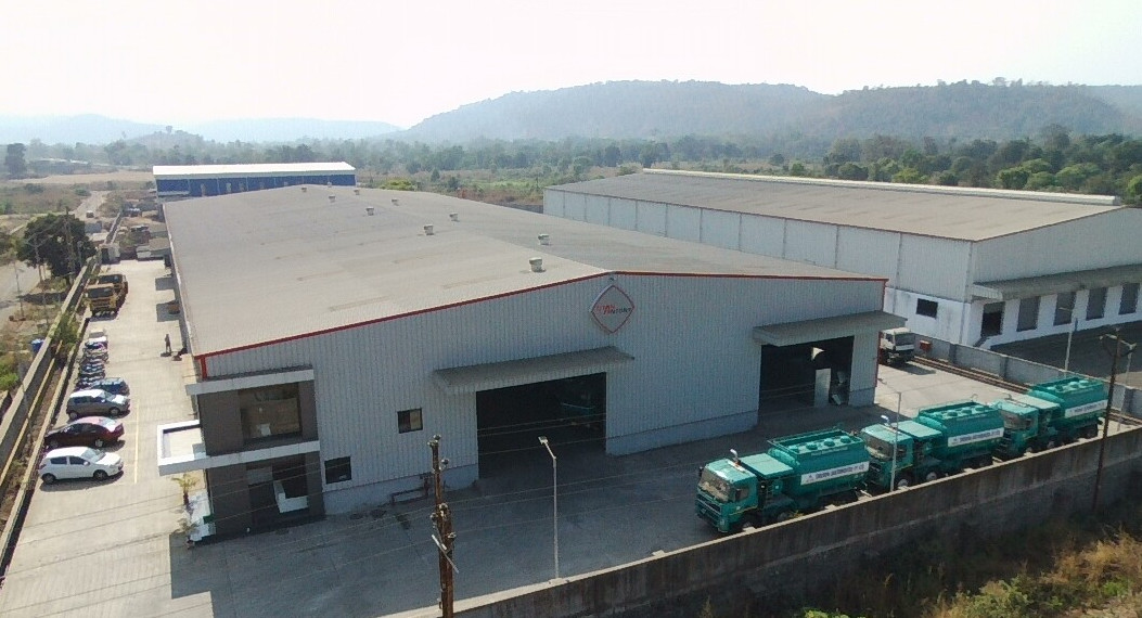 TITAN ASIA Factory 1