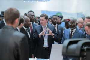 ShieldAfrica - Page Exposer Exposants visiteurs SA 2019
